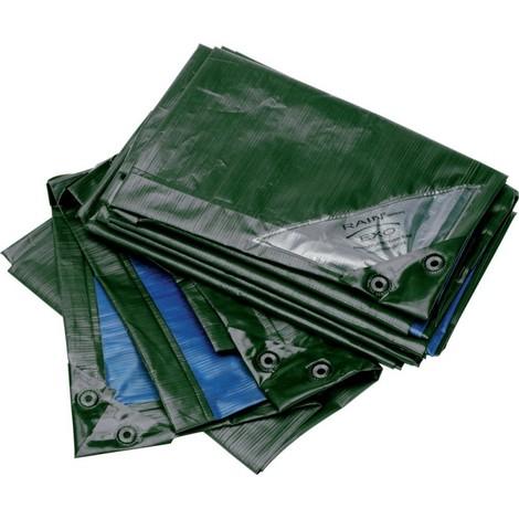 RAIN EXO Bâche de protection pour le bois - 150 x 1200 cm