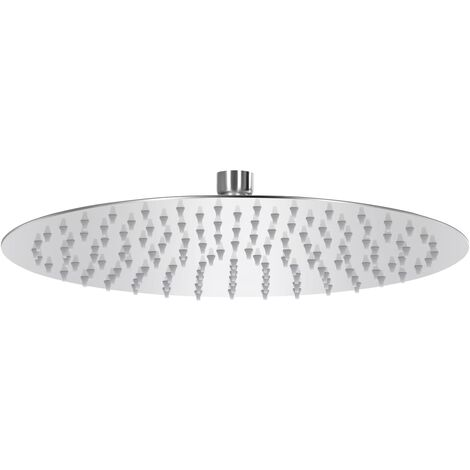 Rain Shower Head Stainless Steel 304 30 cm Round
