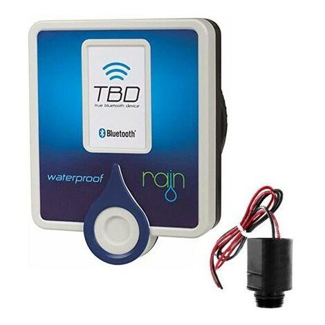 Rain TBD programmeur batterie Bluetooth pluie 1 zone et RN 150 Electrovanne 1 « 9V