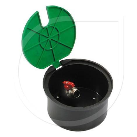 Tuin en terras Rainbird Ventilkasten VBA02675 eckig 630x480x305mm für 4 Ventile
