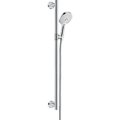 Raindance Select SSet de ducha 120 3jet con barra de ducha 90 cm.