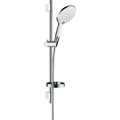 Raindance Select SSet de ducha 150 3jet con barra de ducha 65 cm y jabonera