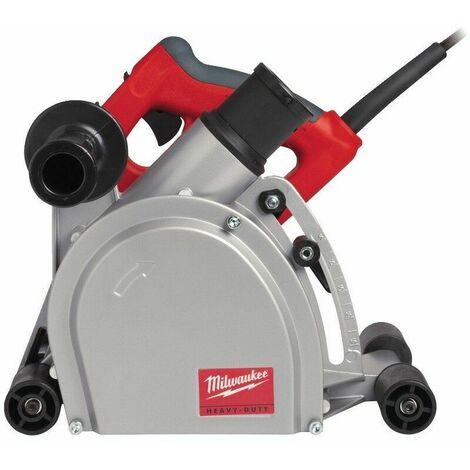 Rainureuse 1900 W 150 mm WCS 45 Milwaukee - 4933383350