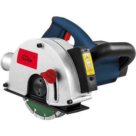 Rainureuse à béton guide laser 1700 W