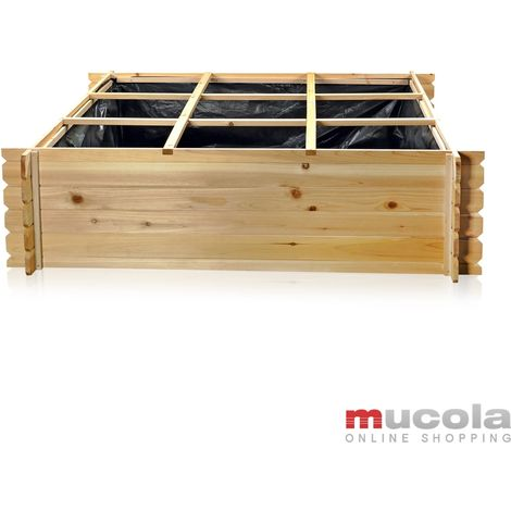 raised bed flower box vegetable bed planting bed herb bed flower bed garden