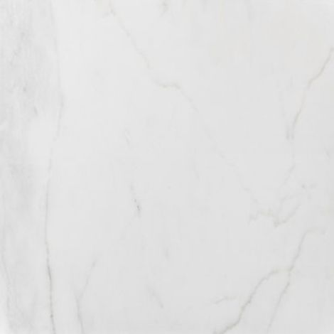 RAK Ceramics Atlantis Marble White Polished Tiles (59.5 x 59.5)