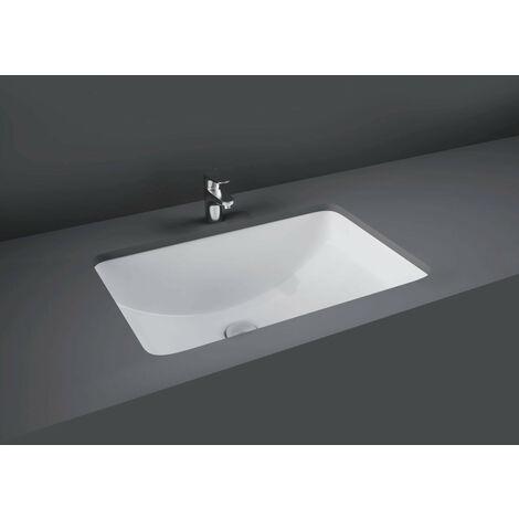 RAK Cleo 515mm x 365mm x 205mm Under Counter Basin - CLEOBAS