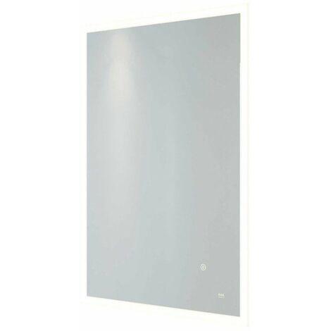 RAK Cupid LED Bathroom Mirror Demister Anti-fog Shaver Socket IP44 700 x 500mm