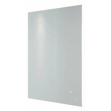 RAK Cupid LED Bathroom Mirror Demister Anti-fog Shaver Socket IP44 800 x 600mm