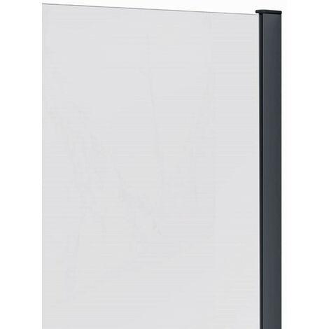 RAK Feeling Black 2000mm Wall Profile - RAKFWP504