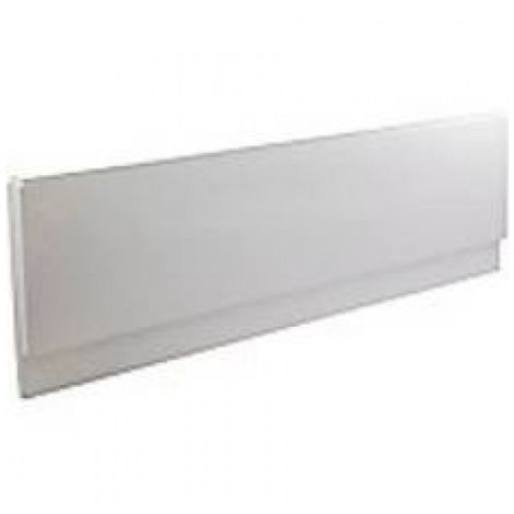 RAK Gloss White 1800mm Front Bath Panel - MNHTFP1800