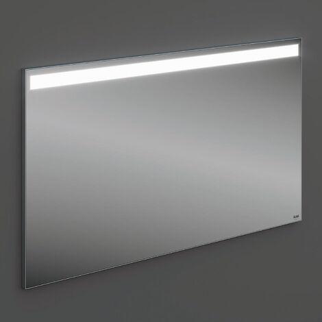 RAK Joy Wall Hung Bathroom Mirror with LED Mirror 680mm H x 1200mm W