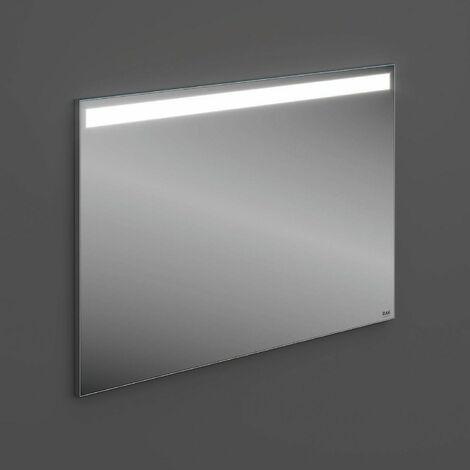 RAK Joy LED Illuminated Lighted Rectangular Bathroom Wall Mirror 682 x 1000mm