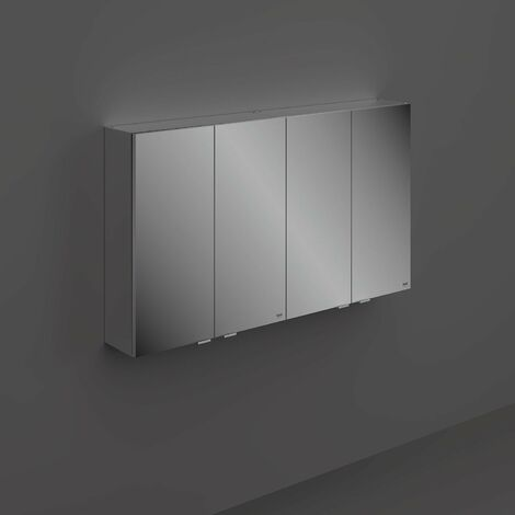 RAK Joy Mirrored Bathroom Cabinet 1200mm W x 682mm H