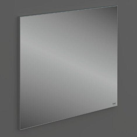 RAK Joy Wall Hung Bathroom Mirror 680mm H x 800mm W