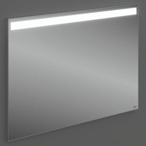 RAK Joy Wall Hung Bathroom Mirror with LED Mirror 680mm H x 1000mm W