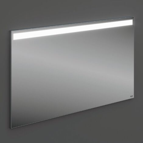 RAK Joy Wall Hung Bathroom Mirror with LED Mirror 680mm H x 1200mm W