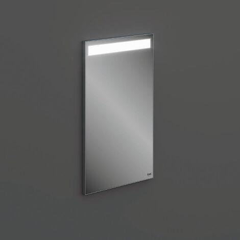 RAK Joy Wall Hung Bathroom Mirror with LED Mirror 680mm H x 400mm W