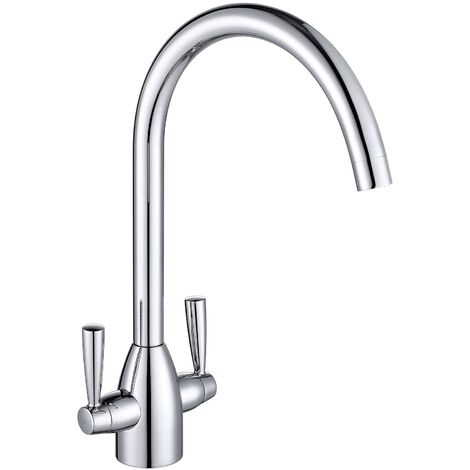 RAK Kitchen Sink Mixer Tap Lever - Chrome