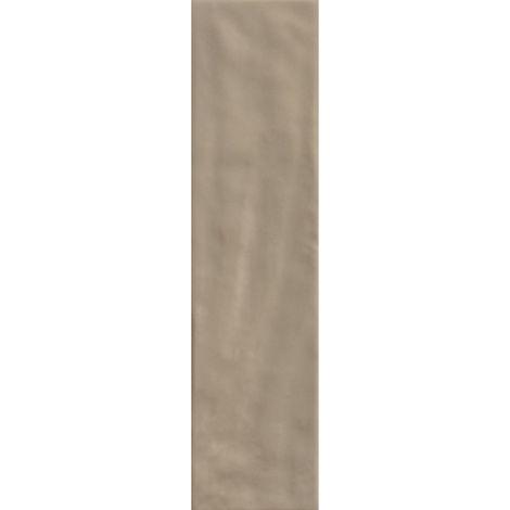 RAK Loft Brick Beige Gloss 6.5cm x 26cm Ceramic Wall Tile - A56WLOBR-BE0.G0U