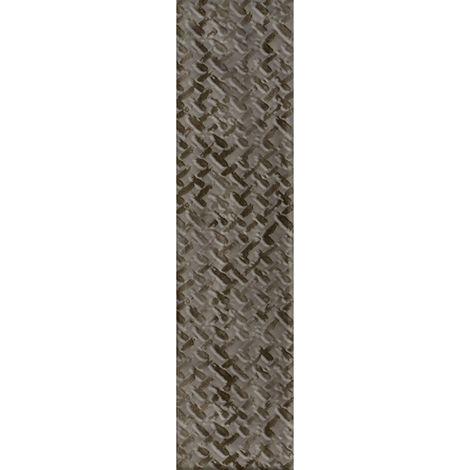 RAK Loft Brick Greige Decor Gloss 6.5cm x 26cm Ceramic Wall Tile - A56WLOBR-GE0.GDU