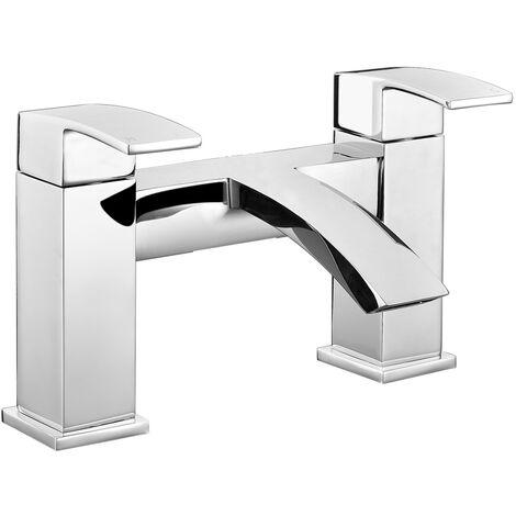 RAK Metropolitan Bath Filler Tap - Chrome