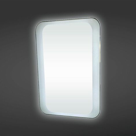 RAK Moon LED Illuminated Bluetooth Lighted Bathroom Wall Mirror 800 x 600mm