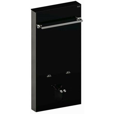 RAK Obelisk Black Cistern Cabinet for Wall Hung Bidet - FS04RAKCAB02