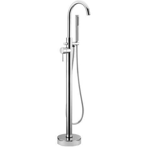 RAK Prima Tech Freestanding Bath Shower Mixer Tap - RAKPRT3014
