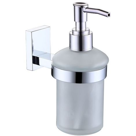 RAK Resort Glass Liquid Soap Dispenser - RAKC17149
