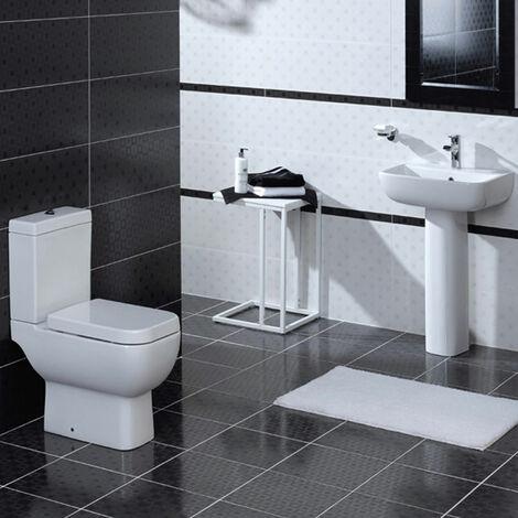 "main image of ""RAK Series 600 Bathroom Suite 1 Tap Hole"""