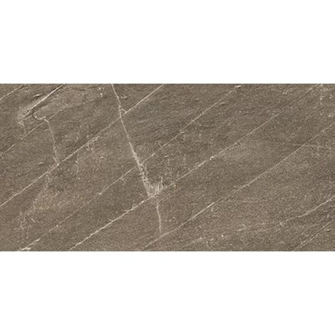 RAK Shine Stone Brown Matt 30cm x 60cm Porcelain Floor and Wall Tile - A09GZSHS-BR0.M2R