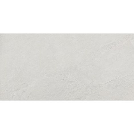 RAK Shine Stone White Matt 30cm x 60cm Porcelain Floor and Wall Tile - A09GZSHS-WH0.M2R