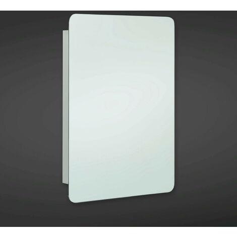 RAK Uno Single Cabinet with Mirrored Door 660mm H x 460mm W