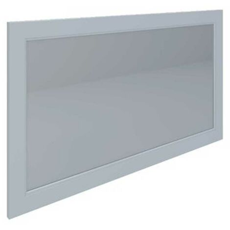 RAK Washington Framed Bathroom Mirror - 650mm H x 1185mm W - White