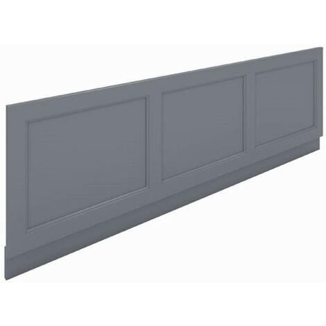 RAK Washington Grey 1700mm Front Bath Panel - RAKWFP170503