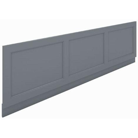 RAK Washington Grey 1800mm Front Bath Panel - RAKWFP180503