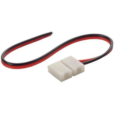 Rallonge connecteur bande LED et Clip Connecteur pour bande 8mm ref 19032 - 19032