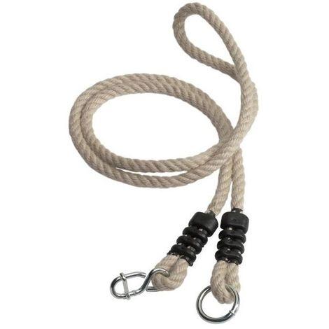 Rallonge de corde en Chanvre synthétique 1,10m à 1,90m
