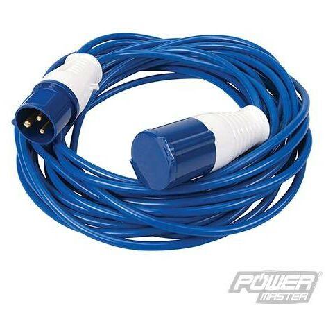 Rallonge électrique 16 A, 230 V -14 m - 3 broches