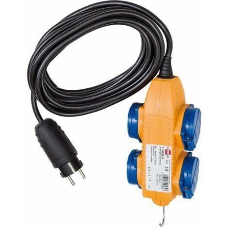 Rallonge électrique 5m H07RN-F3G1.5 Brennenstuhl