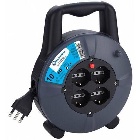 Rallonge Électrique avec Enrouleur de Câble Electraline