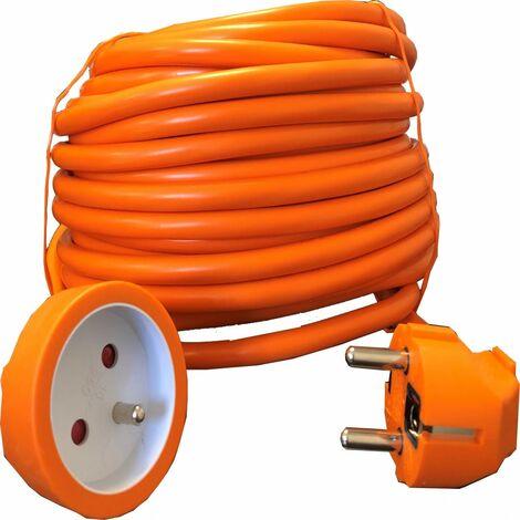 Rallonge électrique de jardin 3G1,5 - 20m ELECTRALINE