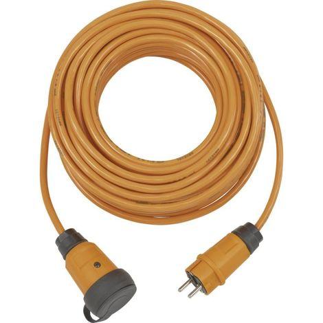 Rallonge électrique IP44 H07BQ-F3G15 10m brennenstuhl