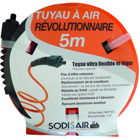 Rallonge en polymère hybride avec raccords TOPCAR 06506