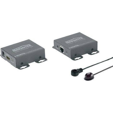 Rallonge HDMI via réseau avec signal de retour infrarouge Marmitek Y064321