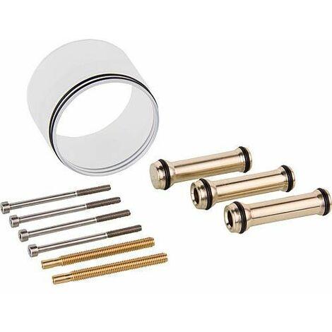 Rallonge Ideal Standard Archimodule, 15mm, pour poignée d'arret, A963738NU