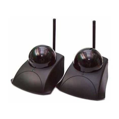 Rallonge sans fil de la telecommande Kit TX + RX for IR 433Mhz 30M