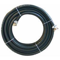 Rallonge tuyau air comprime 15 bar diam. 20 x 29 mm equipee - rouleau de 20 m