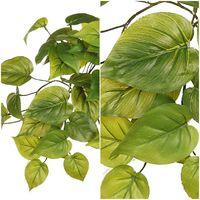 Rama Planta Colgante Philo Artificial. Realista de Tela. Tacto Natural. 30 Cm